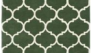 Albany Asiatic Ogee Green Rug