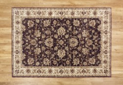 Alhambra 6992A Dark Blue Red Rug