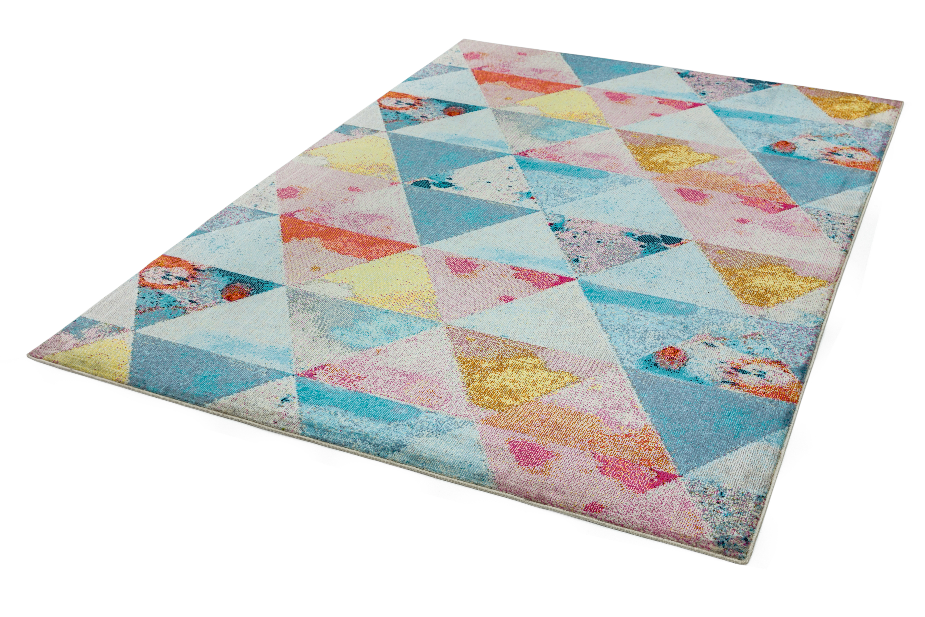 Amelie AM03 Triangles Rug