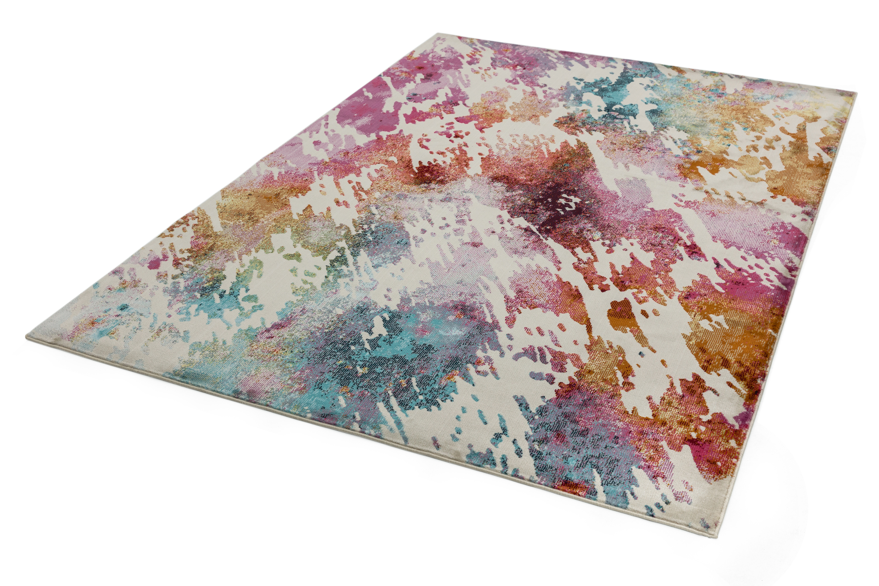 Amelie AM05 Watercolour Rug