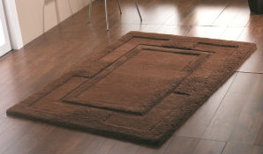 Apollo Chocolate Rug