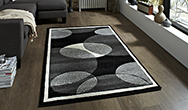 Art Twist T440 Grey Rug