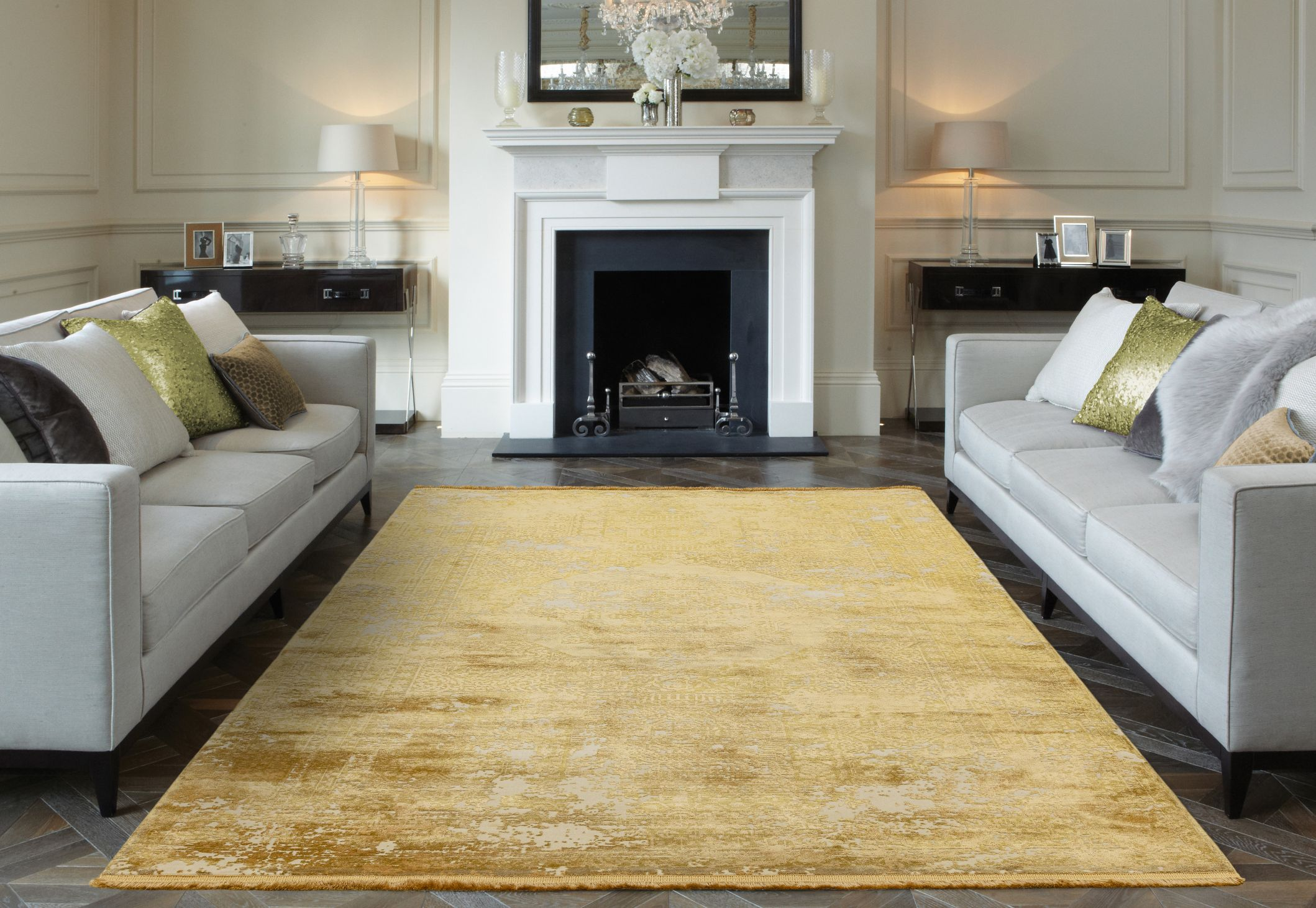 Athera AT08 Champagne Classic Rug