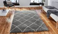 Atlas 01678 Grey Cream Rug