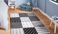 Brooklyn Kids Brooklyn Kids 777 Grey Rug