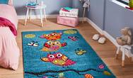 Brooklyn Kids Brooklyn Kids 793 Blue Rug