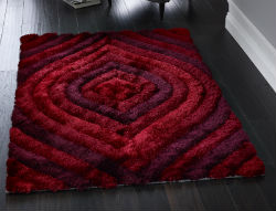 Canyon Red Rug