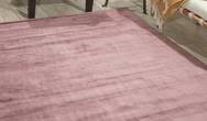 Lunar LUN01 Purple Rug