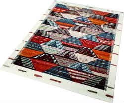 Colorful Marrakesh Modern Berber 2330 110 Rug