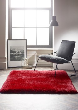 Callie Red Rug