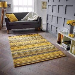 Carter Ochre Yellow Rug