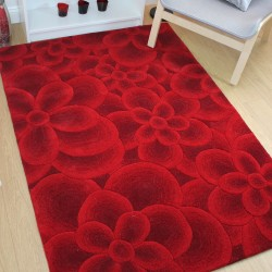Regent Chesham Red Rug