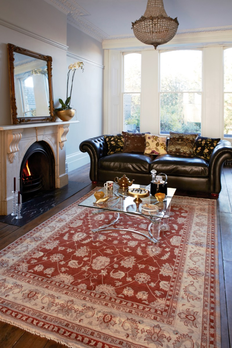 Warm Red Rugs Online - Rugs Direct