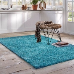 Cosy Glamour 0400-30 Turquoise Rug