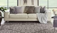 Damask DAS01 Grey Rug