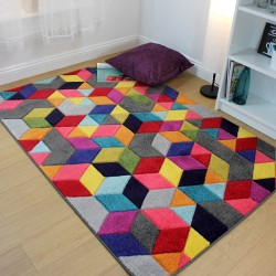 Radiant Dynamic Multi Rug