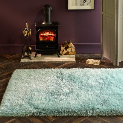 Extravagance Duck Egg Rug