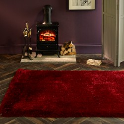 Extravagance Red Rug