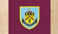 Football Crests Burnley Rug