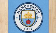 Football Crests Man City Rug