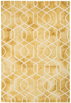 Fresco Yellow Rug