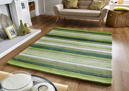 Jazz STRIPE MOSS Rug