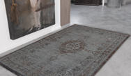 Fading World Grey Ebony Rug