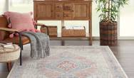 Homestead HMS03 Blue Grey Rug