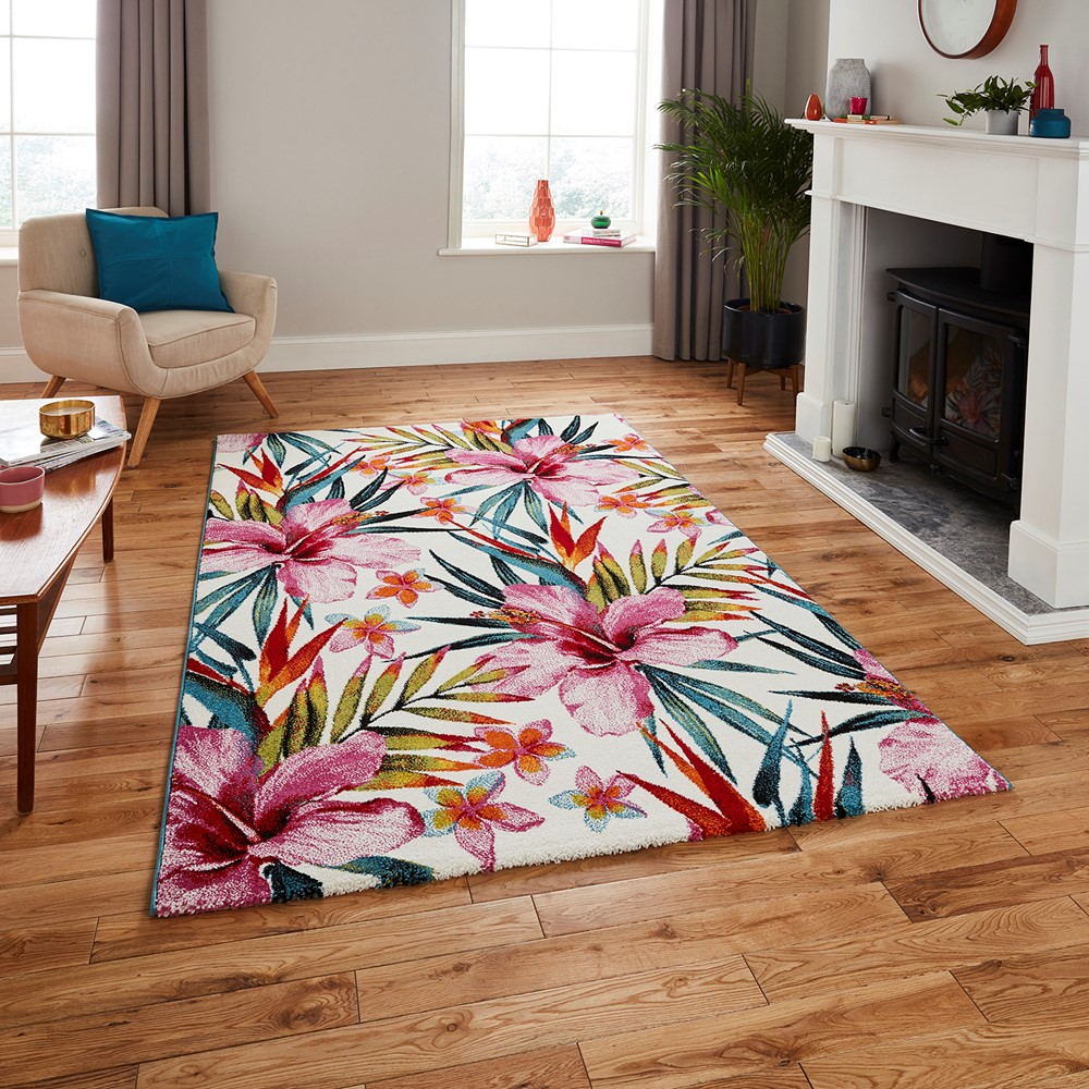 Havana Think 9574 Multi Rug