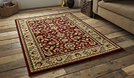 Heritage 993A Red Rug