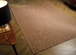 Herringbone Diamond Terracotta Rug