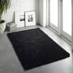 Chicago Black Rug