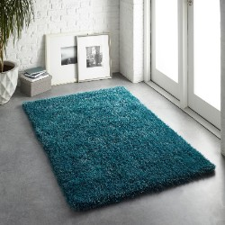 Chicago Dark Teal Rug