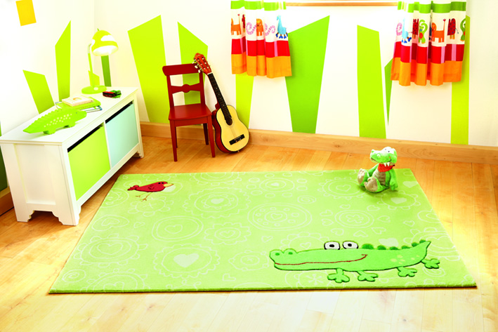 SigiKid 4 Happy Zoo Crocodile 3341-01 Rug