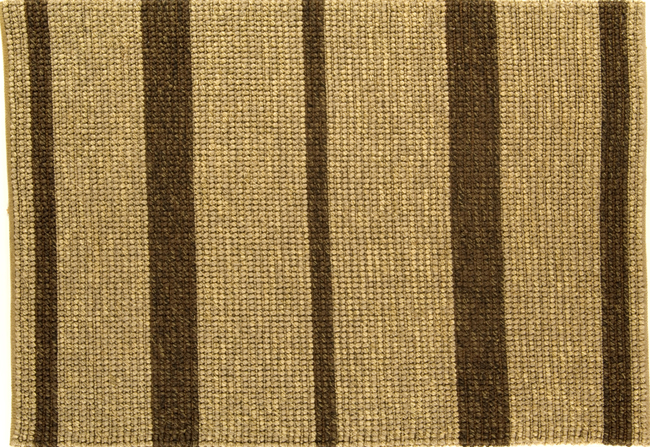 Jute Loop Natural & Brown Rug