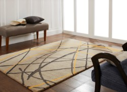 Concept Karen 04 Corn Cream Yellow Rug