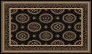 Kamira Midnight 4153-799 Rug