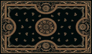 Kamira Midnight 4155-799 Rug