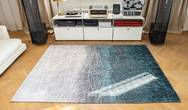 Mad Men FAHRENHEIT 8877 POLAR VORTEX Rug