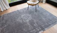 Fading World Medallion 9148 Stone Rug