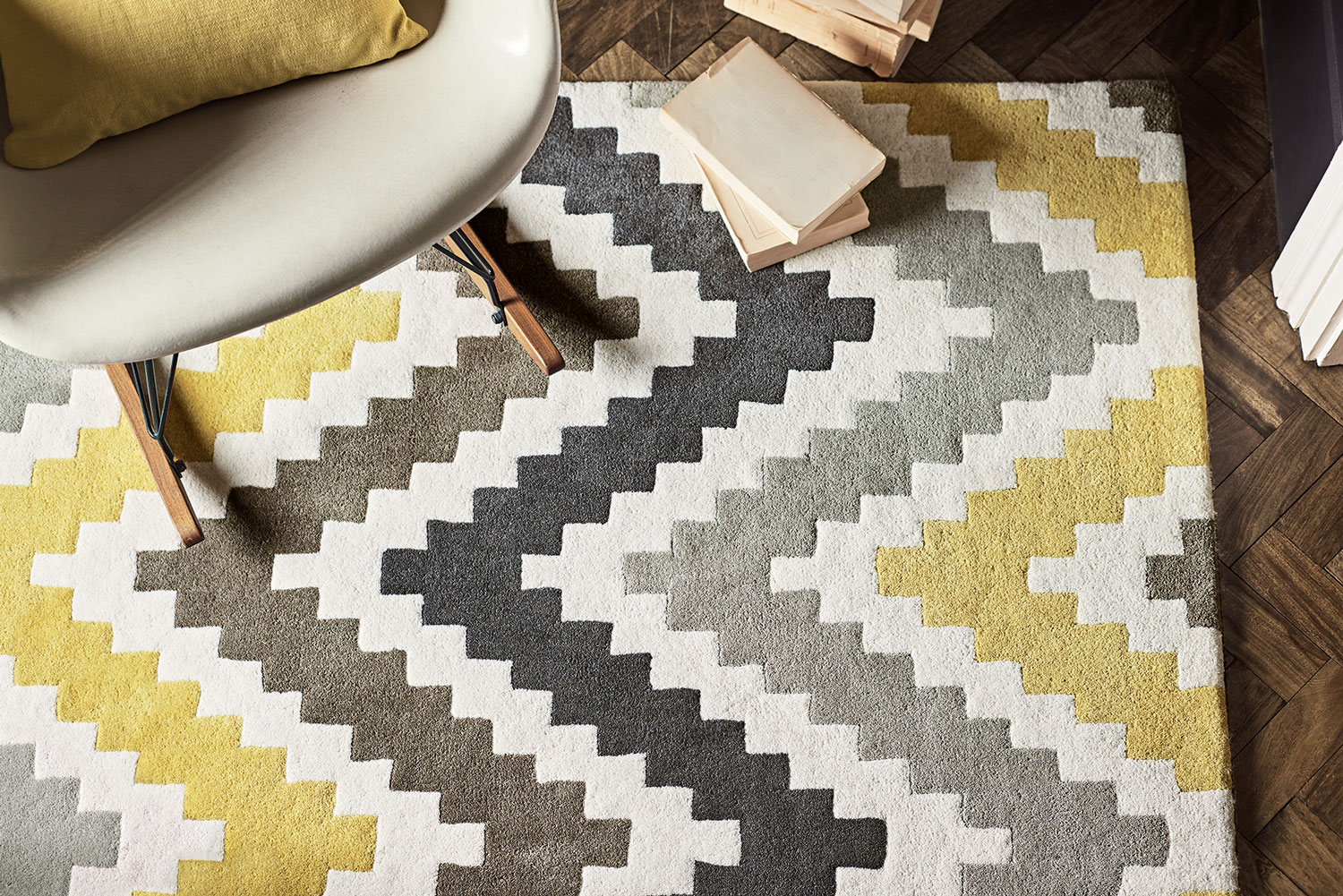 Romo Hand Tufted Scala 2001 Quince Rug