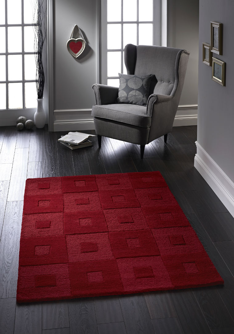 Manhatton Berry Rug