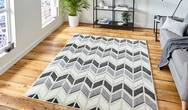 Matrix Think Matrix MT24 Grey Beige Rug