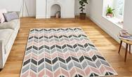 Matrix Think Matrix MT24 Grey Rose Rug