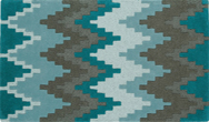 Cuzzo - Matrix MAX21 Teal Rug