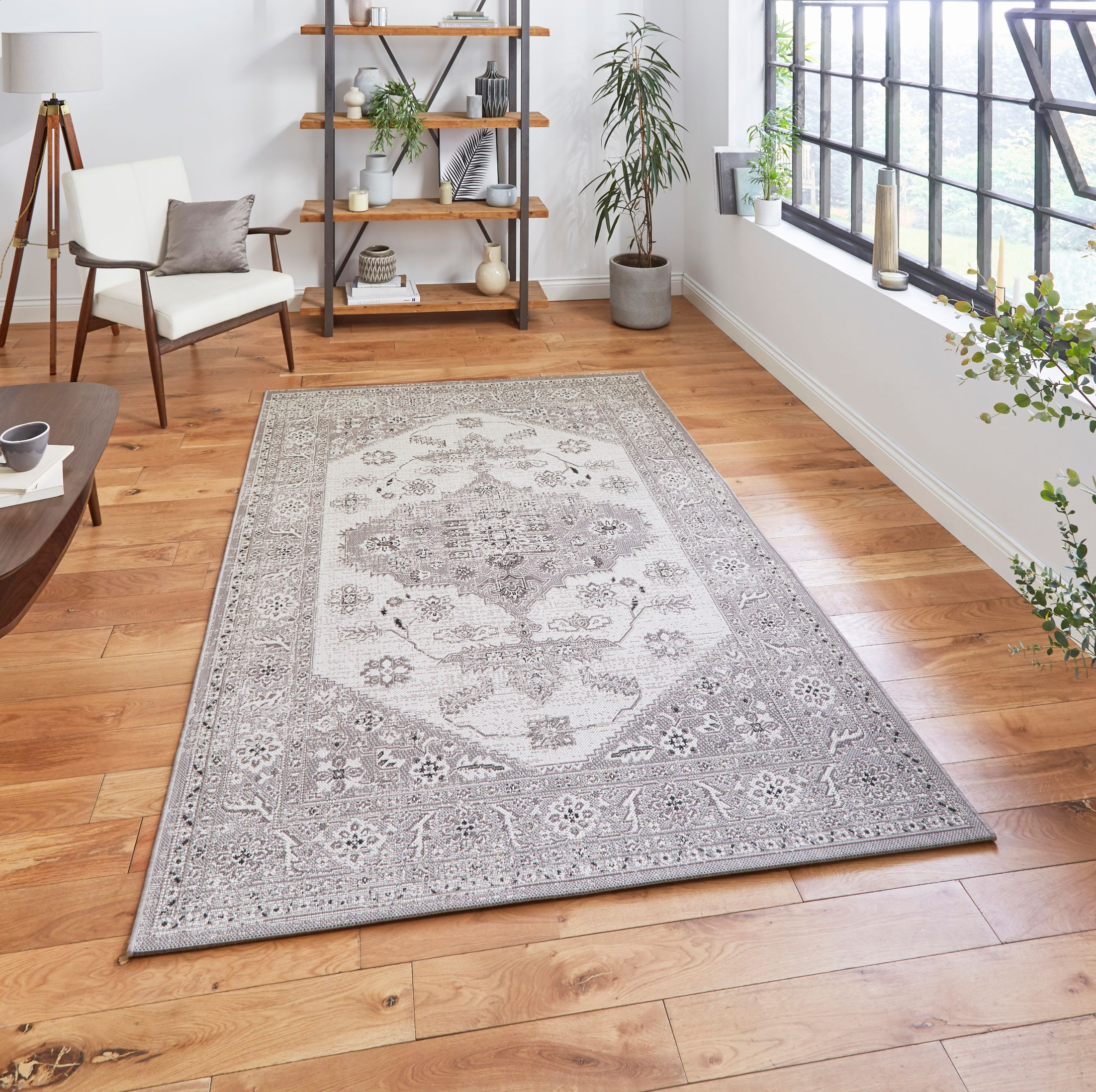 Miami 19517 Grey Beige  Rug