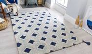 Nappe Marco Blue Rug