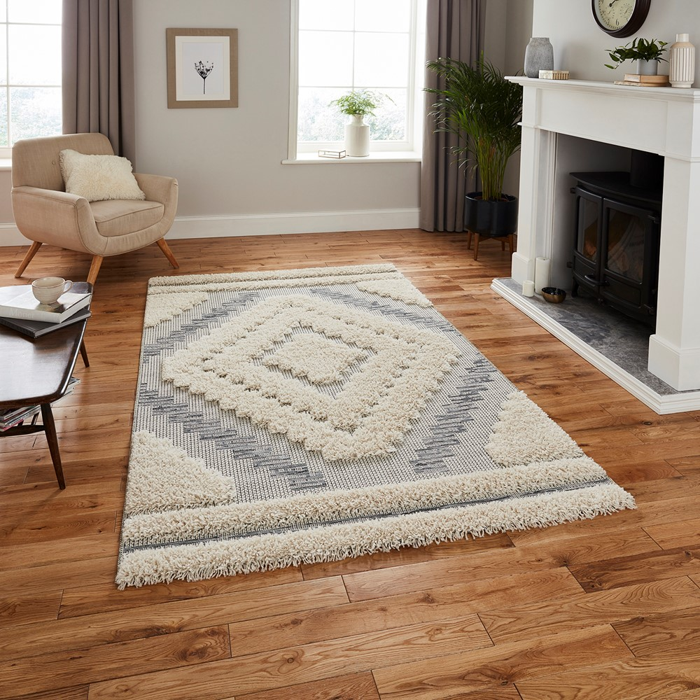 Navajo Think 9062 Cream Rug