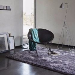New Glamour 3303 04 anthracite Rug