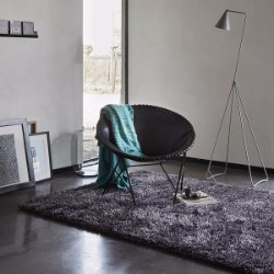 New Glamour 3303 12 Grey Rug